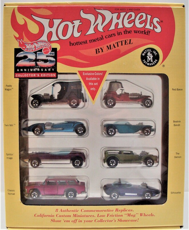 Hot WHeels Red Lines